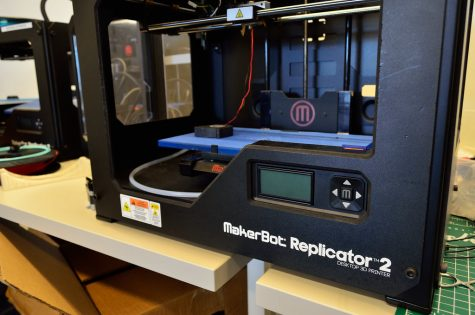 Photo of 3D-Printer