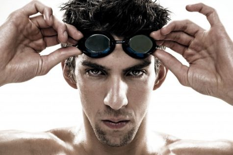 """Michael Phelps in the 400 IM"" by Vironevaeh is licensed under CC BY-SA 2.0"