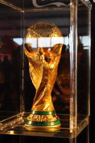 """FIFA World Cup Trophy"" by warrenski is licensed under CC BY-SA 2.0"