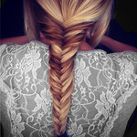 """Wicker Hair Lifestyle: Blonde Blast To emphasize this beautiful blonde hair, the color of the clothing was muted out! Shared by wickerparadise.com"" by Wicker Paradise is licensed under CC BY 2.0"