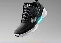 Auto-Lacing Sneakers