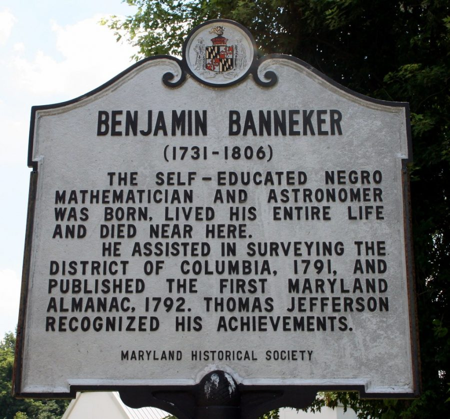 Benjamin Banneker by crazysanman.history is licensed under CC BY-NC 2.0