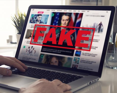 """Fake News - Computer Screen Reading Fake News"" by mikemacmarketing is licensed under CC BY 2.0"