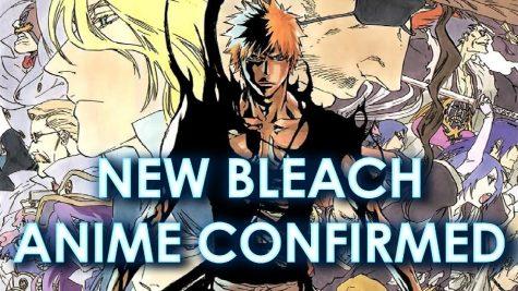 Bleach Coming Back 2021