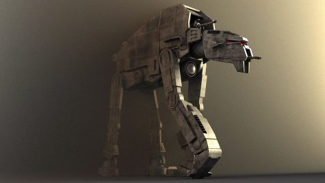 AT-M6, The Metal Gorilla in Star Wars