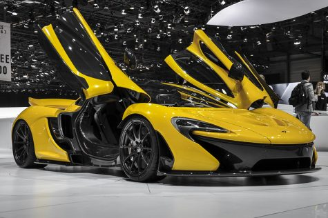 """McLaren P1"" by David Villarreal Fernández is licensed under CC BY-SA 2.0"