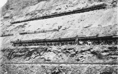 Culebra Cut on the Panama Canal 1902.  Image Source:  Wikipedia.org