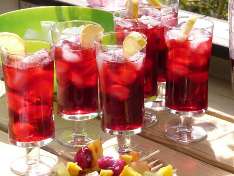 """""""Spiced Hibiscus Tea"""" by Emily Barney is licensed under CC BY-NC 2.0"""