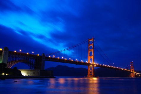 """""""Golden Gate Bridge"""" by Curtis Fry is licensed under CC BY-NC 2.0"""