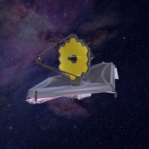 """James Webb Space Telescope Artist Conception"" by James Webb Space Telescope is licensed with CC BY 2.0."