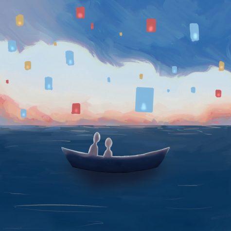 Blue Lights - Olivia Raimondo