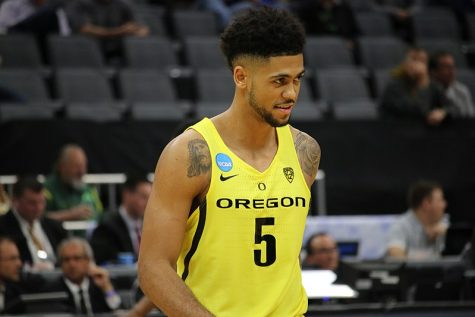 """""""File:Tyler Dorsey (Sacramento March Madness).jpg"""" by Quintin Soloviev is licensed under CC BY-SA 4.0"""