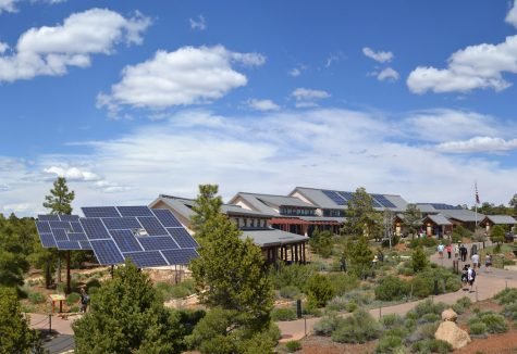 """""""Grand Canyon National Park: Visitor Center Solar Power System 0300"""" by Grand Canyon NPS is licensed under CC BY 2.0"""