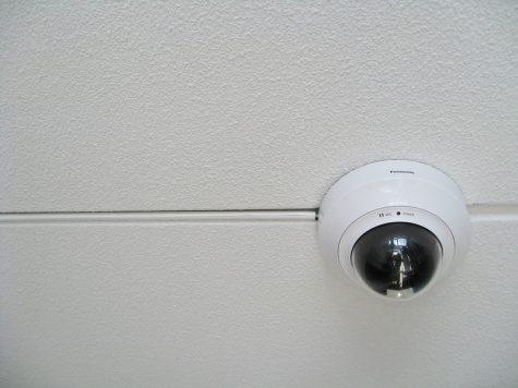 """Surveillance camera"" by Matti Mattila is licensed under CC BY-NC-SA 2.0"